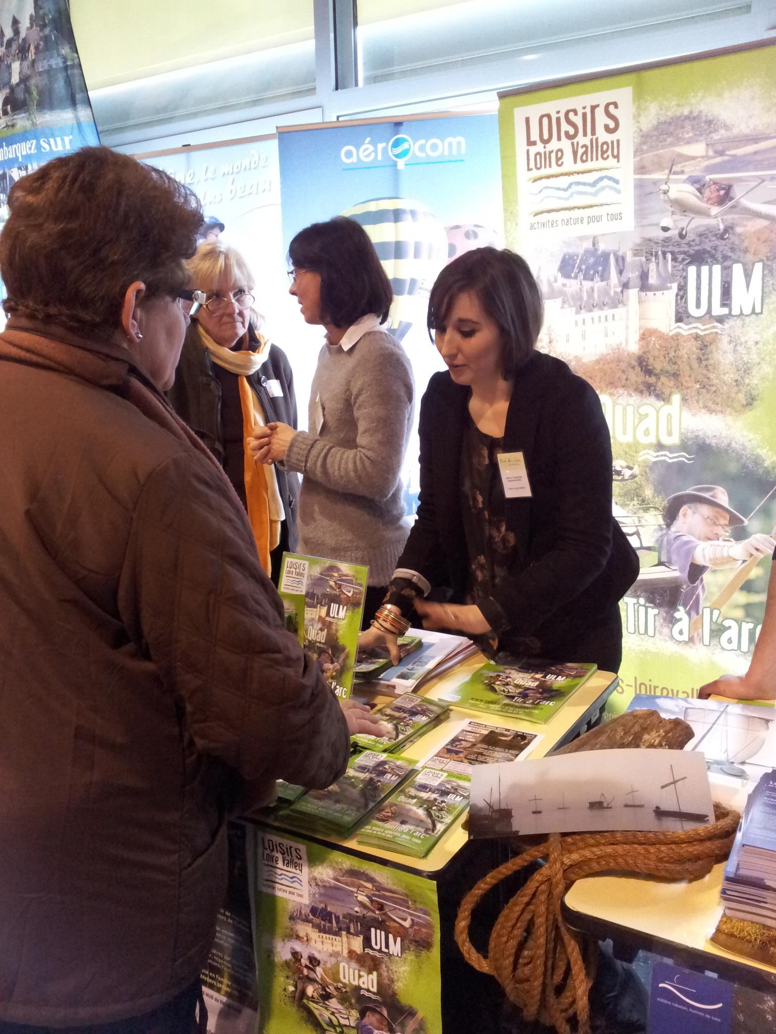 ECSVL au Carrefour du Tourisme en Loir-et-Cher