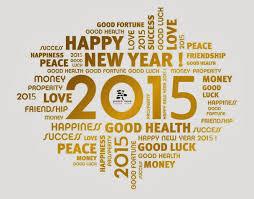 Excellente année 2015 !