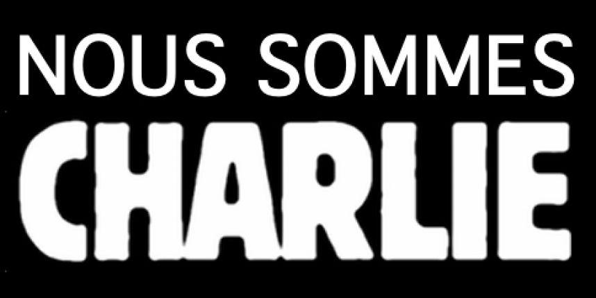 En soutien à Charlie Hebdo !