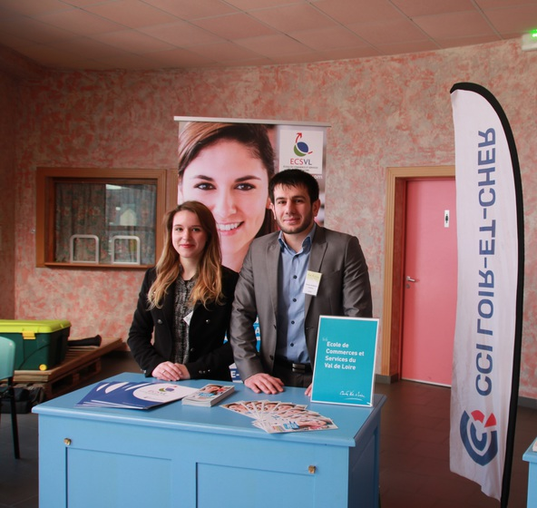 Semaine chargée pour les étudiants de la Filière Tourisme-Loisirs de l'ECSVL