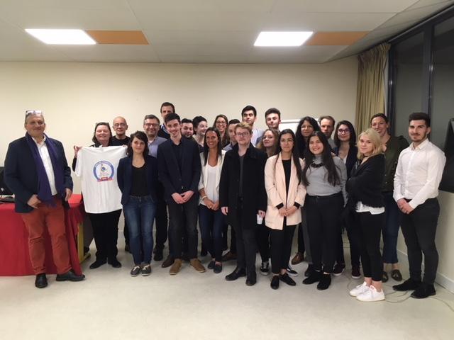 Présentation officielle de l'étude marketing ADA Blois Basket !