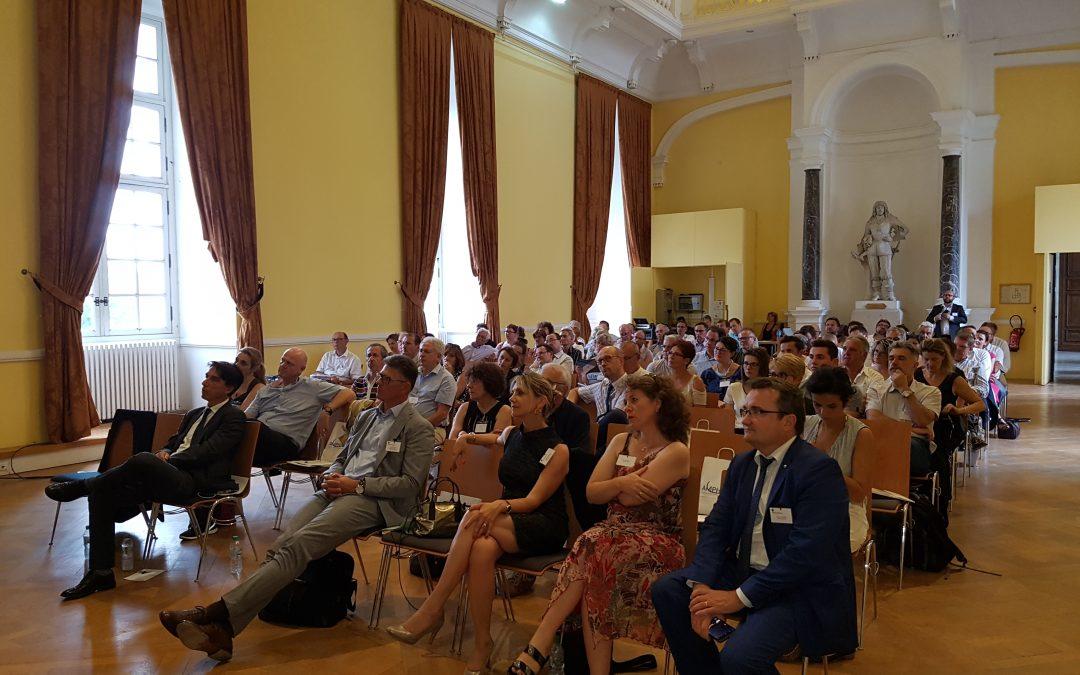 Retour en images sur la conférence «Amphitéa / AG2R LA MONDIALE»