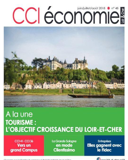 Alternance : intégrez un bachelor – CCI Economie n°48 de juillet 2018