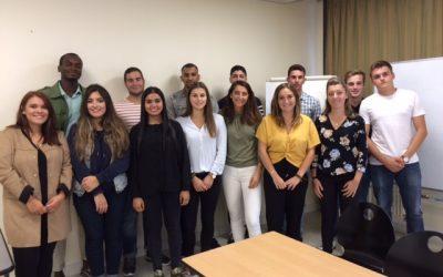 Bienvenue aux étudiants promotion 2018-2019