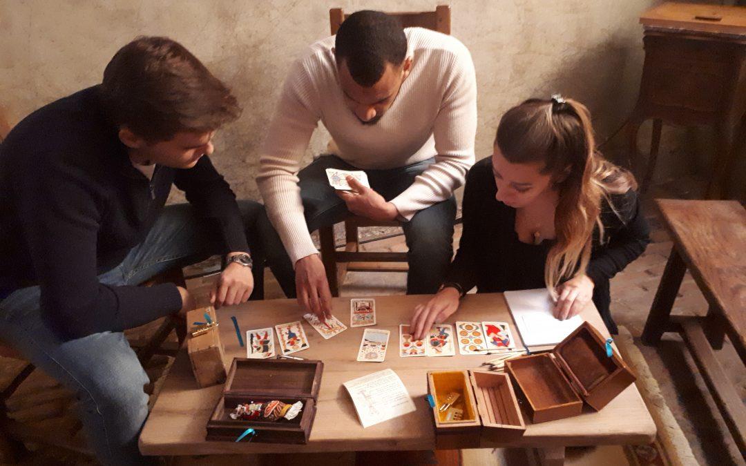 Escape Game ou comment aborder le travail d'équipe en s'amusant