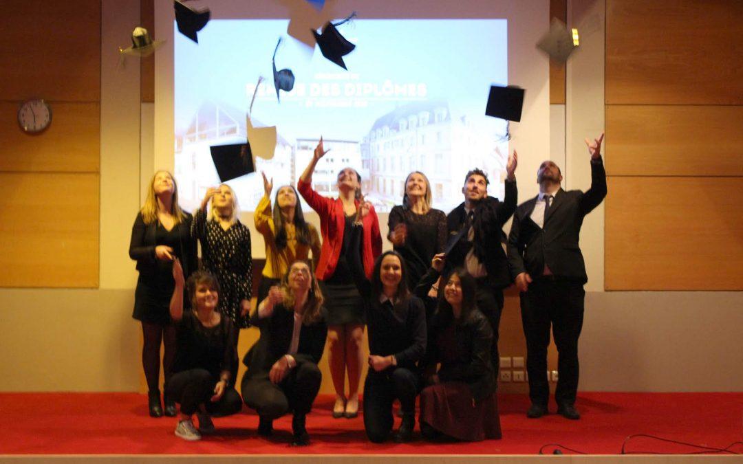 Revivez la Remise des diplômes 2018