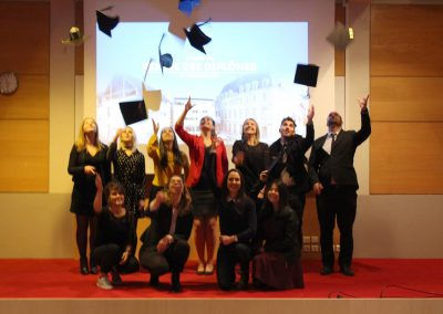 Remise des diplômes 2018