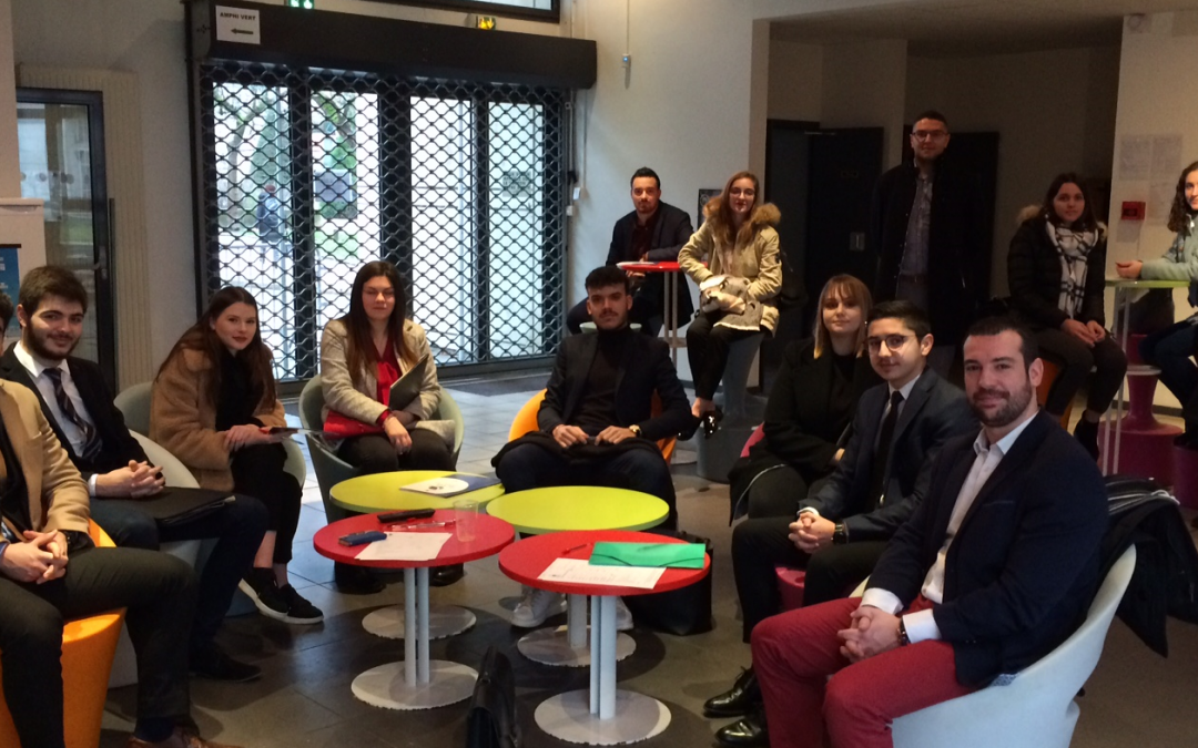 Nouvelle matinée de speed meeting pour les futurs étudiants de l'ECSVL